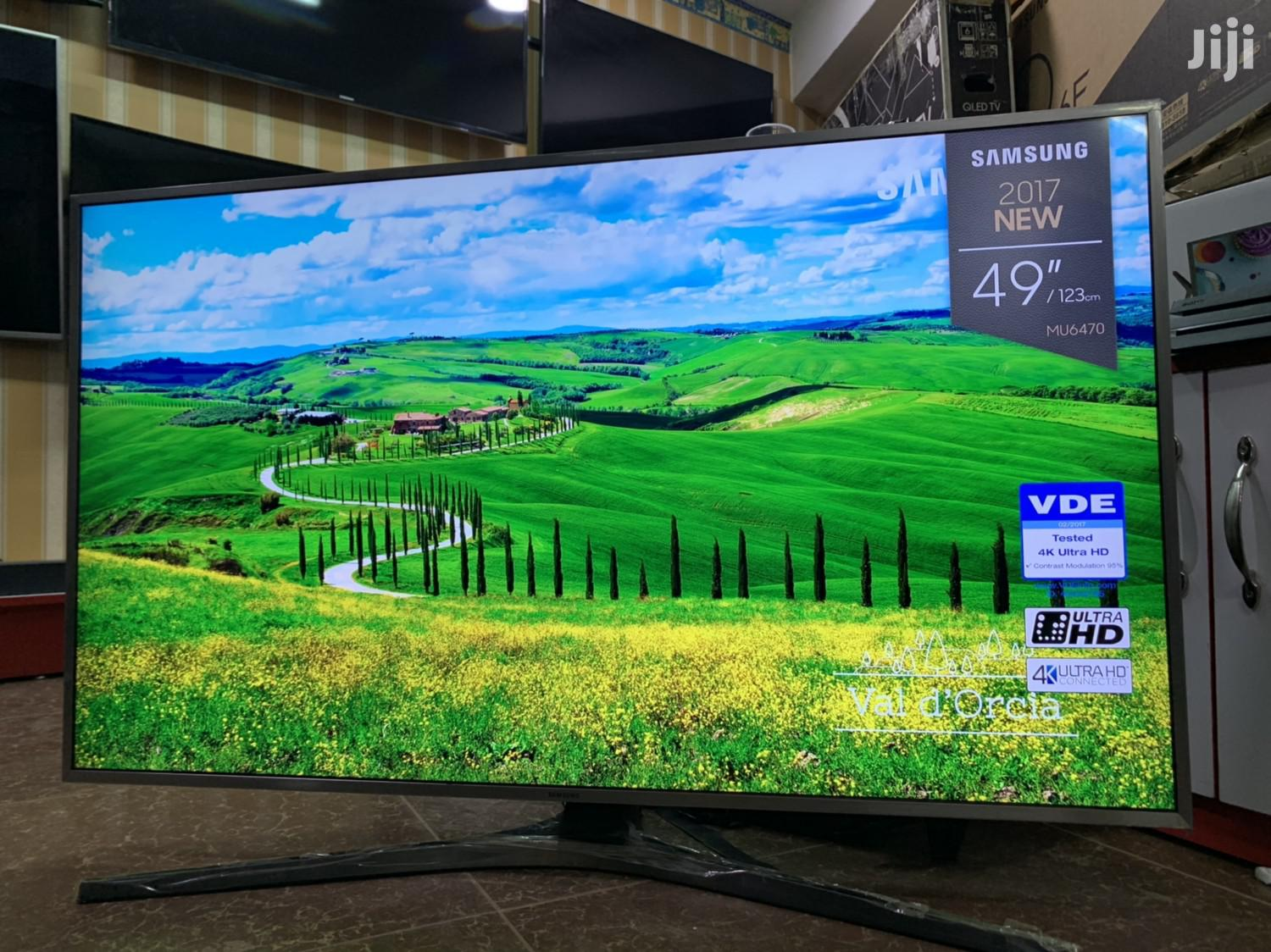 Samsung UHD 4K Tv 49 Inches | TV & DVD Equipment for sale in Kampala, Central Region, Uganda