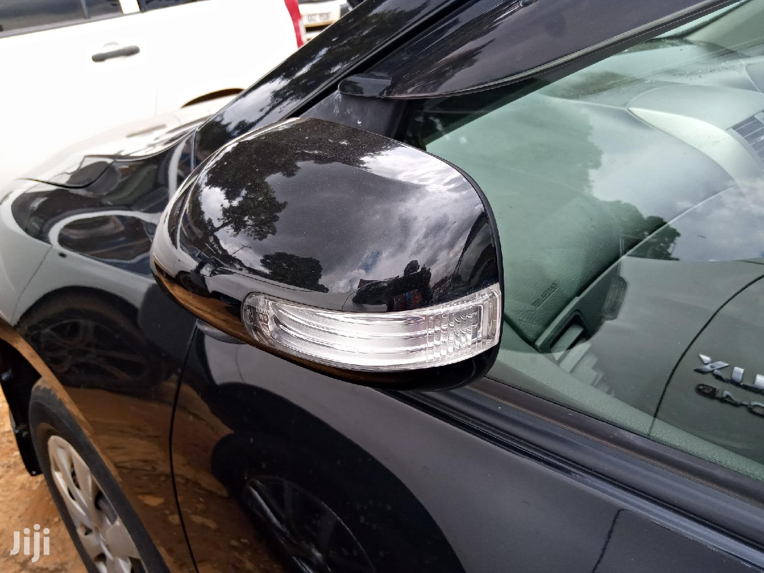 Toyota Fielder 2007 Black | Cars for sale in Kampala, Central Region, Uganda