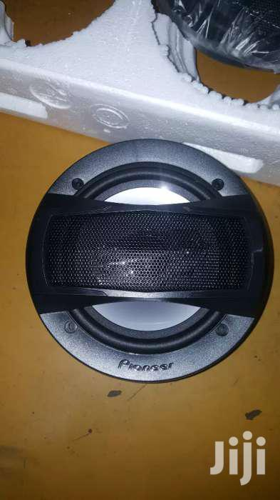 Car Door Speakers