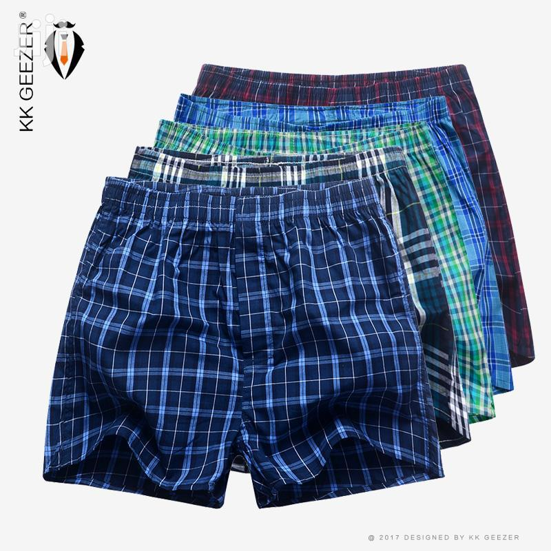 Six Pack of 100% Cotton Boxers for MEN | Clothing for sale in Kampala, Central Region, Uganda
