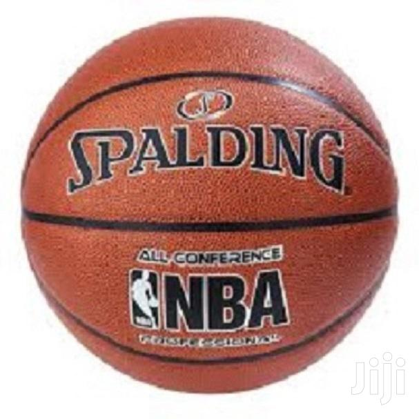 Original Spalding Basketball Aproved for Competitions