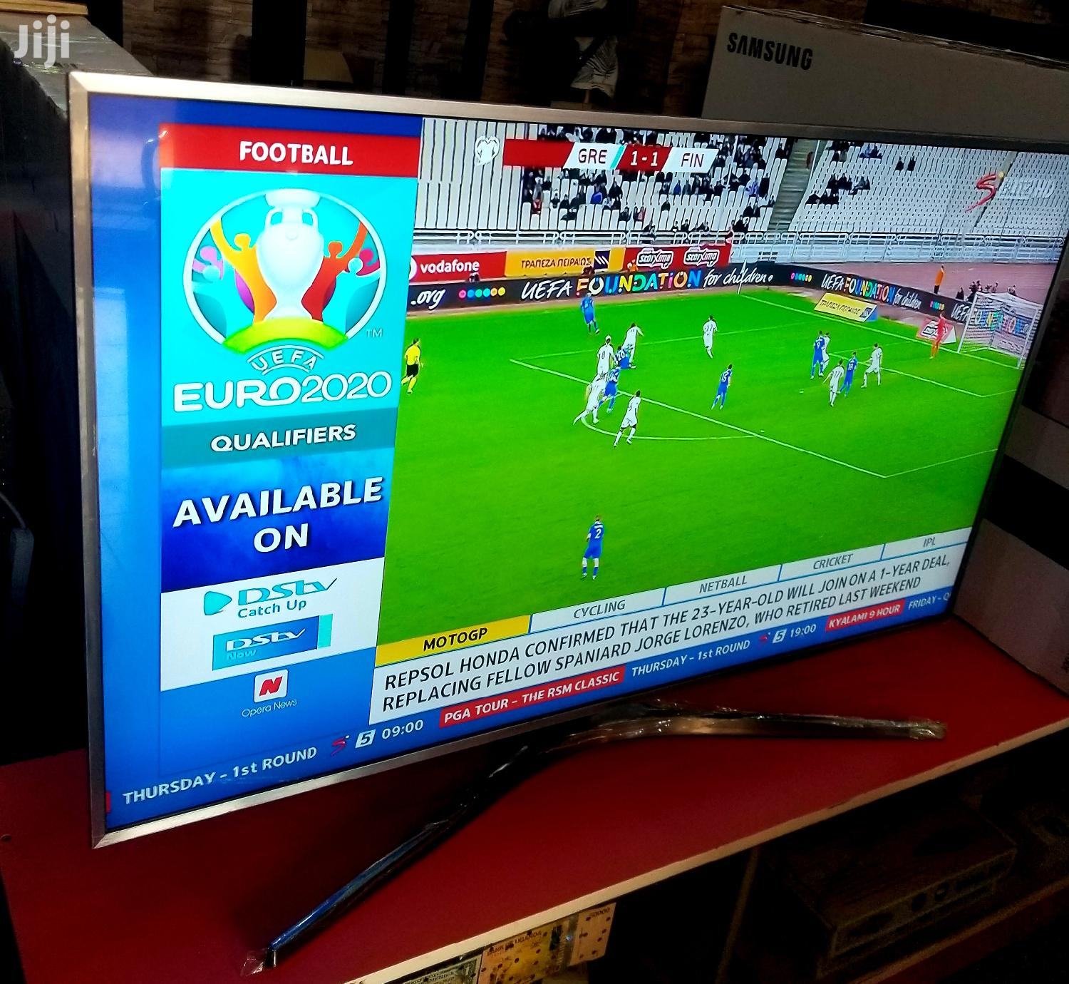 Samsung Smart UHD 4k TV 43 Inches | TV & DVD Equipment for sale in Kampala, Central Region, Uganda