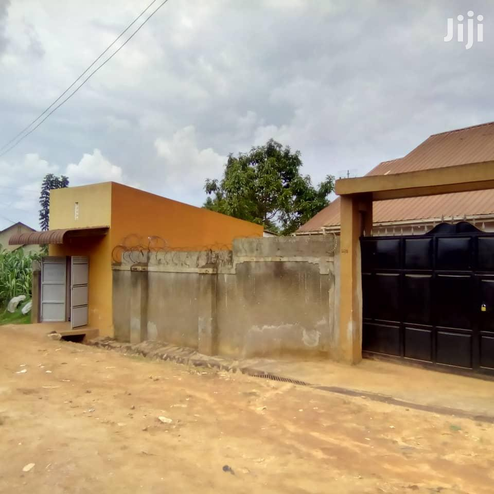 Archive: In Kawempe Maganjo 2 Bedrooms Sitting & Dining, Garage Oe