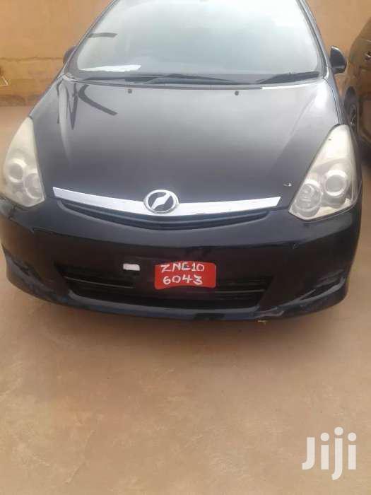 Toyota Wish 2005 Black   Cars for sale in Kampala, Central Region, Uganda