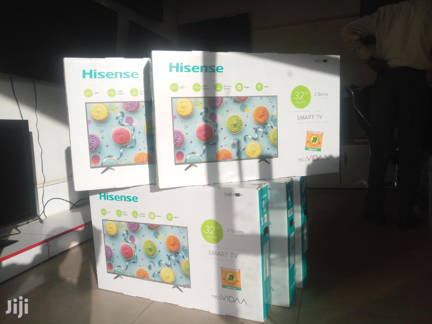 Hisense Smart Tv 32 Inches