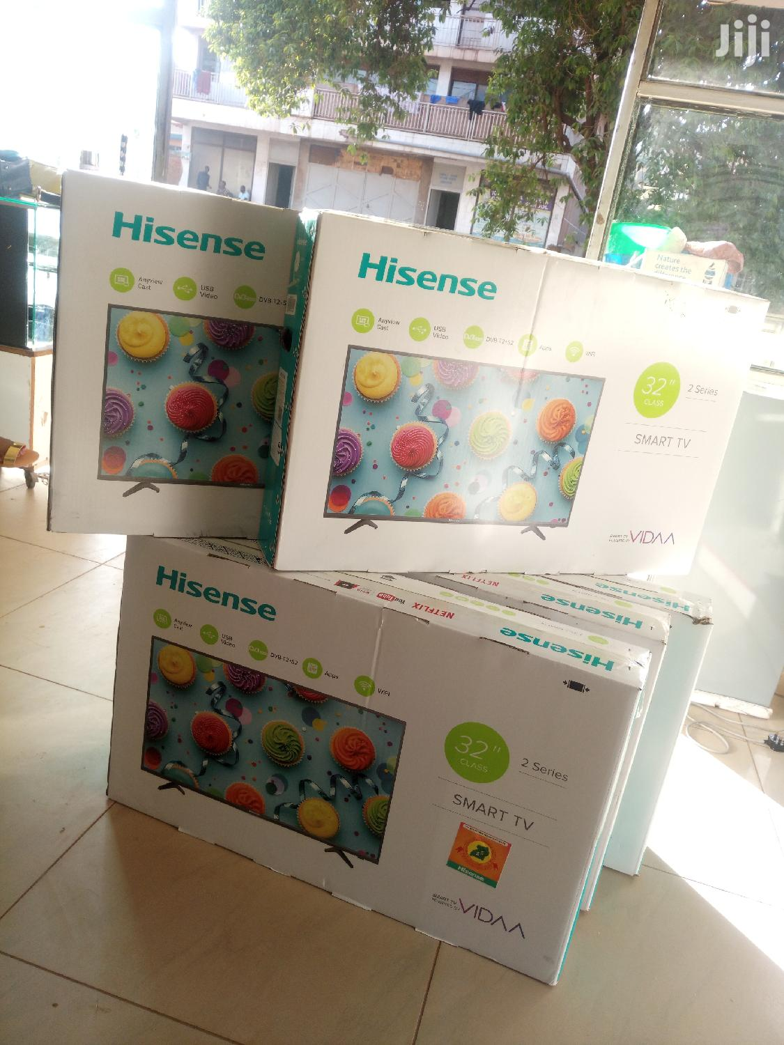 Hisense Smart Tv 32 Inches | TV & DVD Equipment for sale in Kampala, Central Region, Uganda