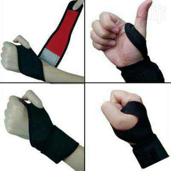 Adjustable Wrist Guard Band