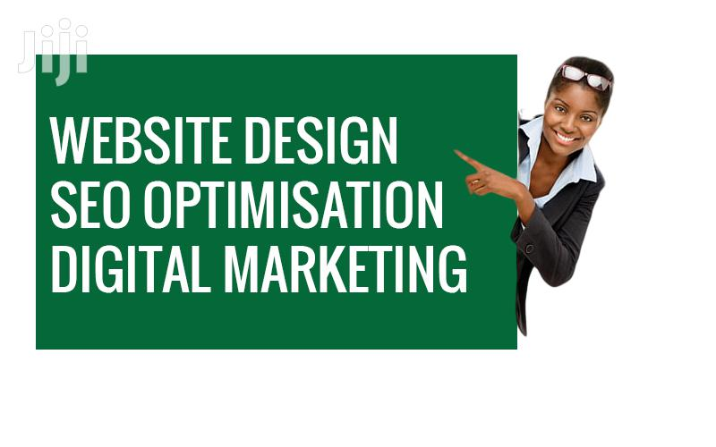 Website Design & Seo Optimisation