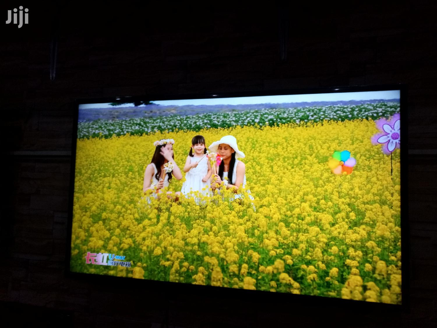 Samsung Smart Digital Flat Screen Tv 49 Inches | TV & DVD Equipment for sale in Kampala, Central Region, Uganda