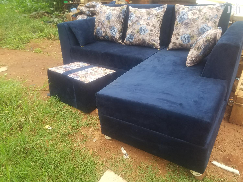 Royal Blue Sofa   Furniture for sale in Kampala, Central Region, Uganda