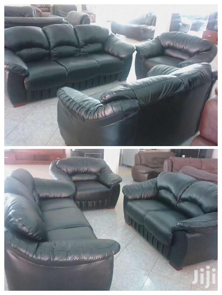 Archive: Fiber Leather Sofa Set Available In 6 Seater And 7 Seater