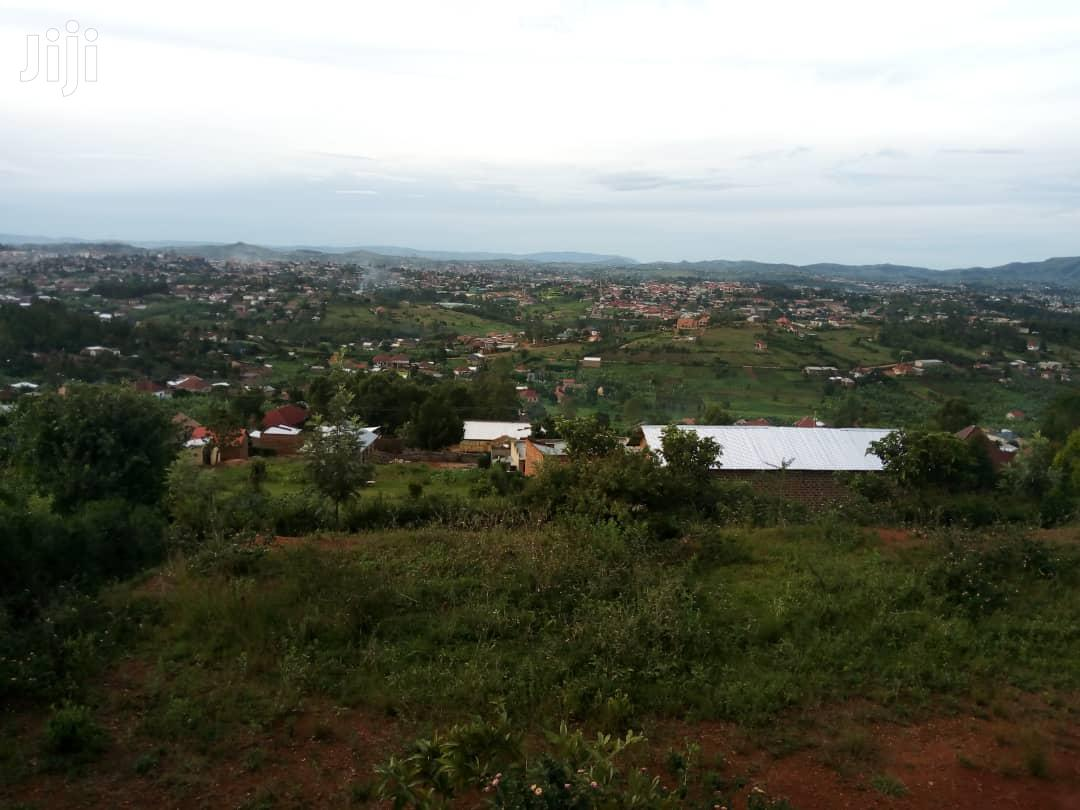 Archive: Plot Of Land At Kabale For Sale