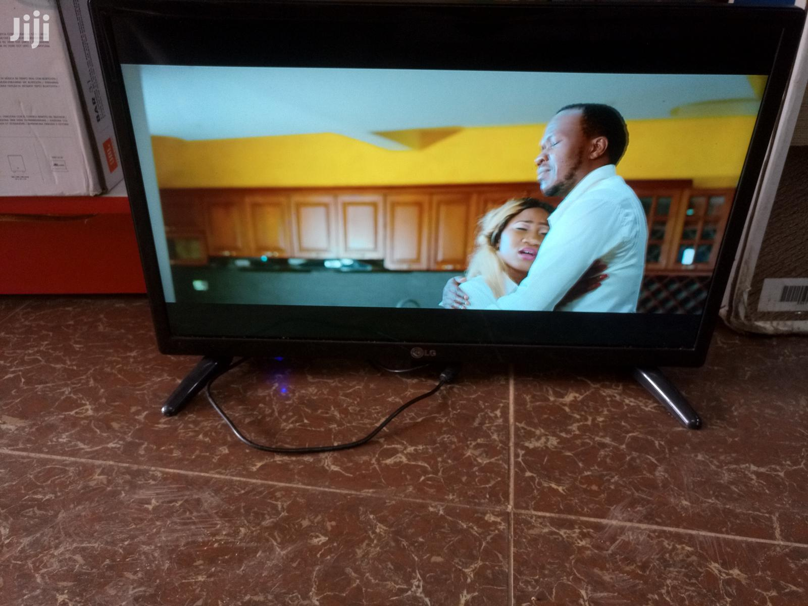 LG LED Flat Screen TV 26 Inches | TV & DVD Equipment for sale in Kampala, Central Region, Uganda