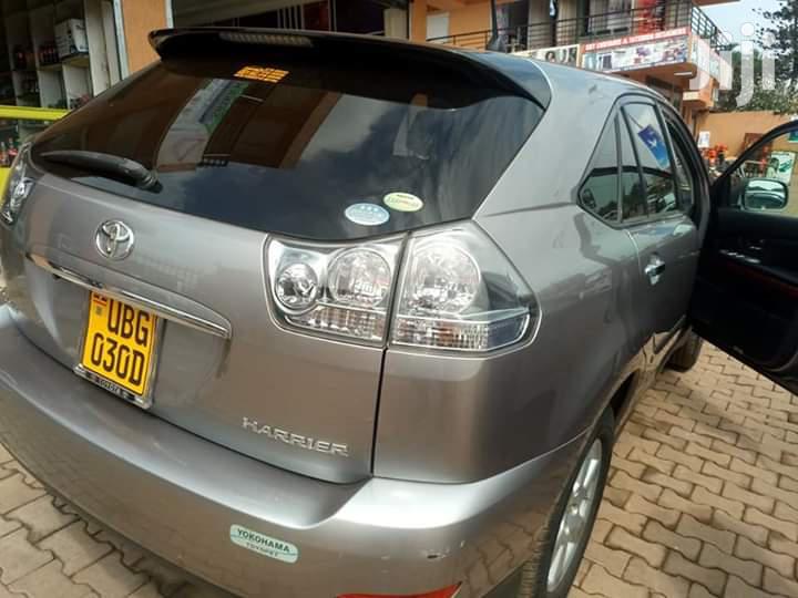 Toyota Harrier 2007 Gray | Cars for sale in Kampala, Central Region, Uganda