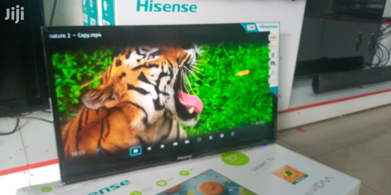 Archive: 32 Inches Led Hisense Smart Flat Screen