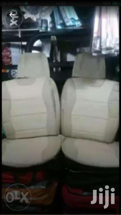 Quality Leather Universal Seat Covers