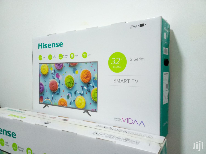 Hisense Led Smart Digital Satellite Full Hd Smart Tv 32 Inches