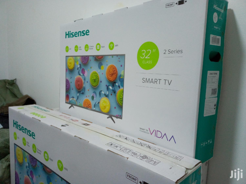 Hisense Led Smart Digital Satellite Full Hd Smart Tv 32 Inches | TV & DVD Equipment for sale in Kampala, Central Region, Uganda