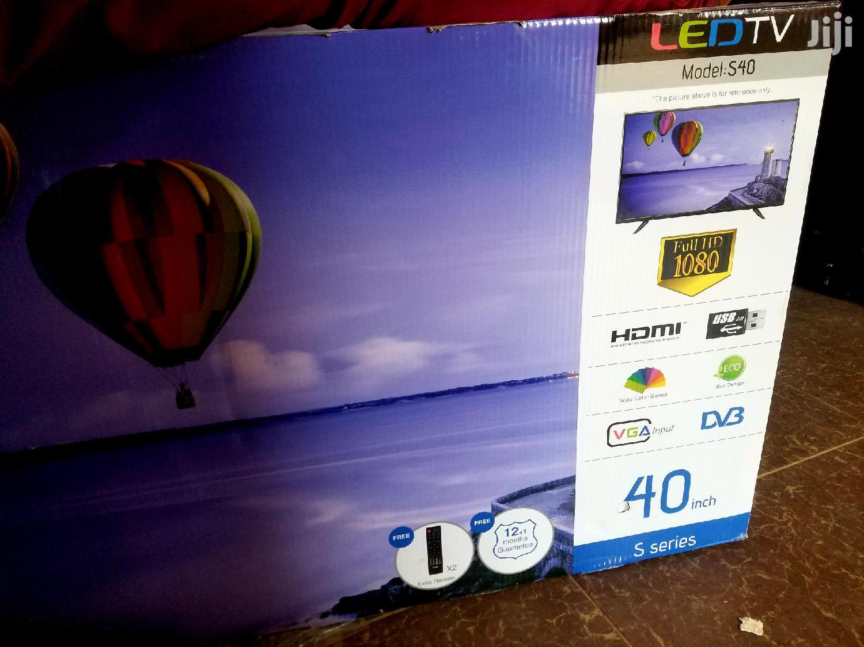 Smartec Flat Screen TV 40 Inches