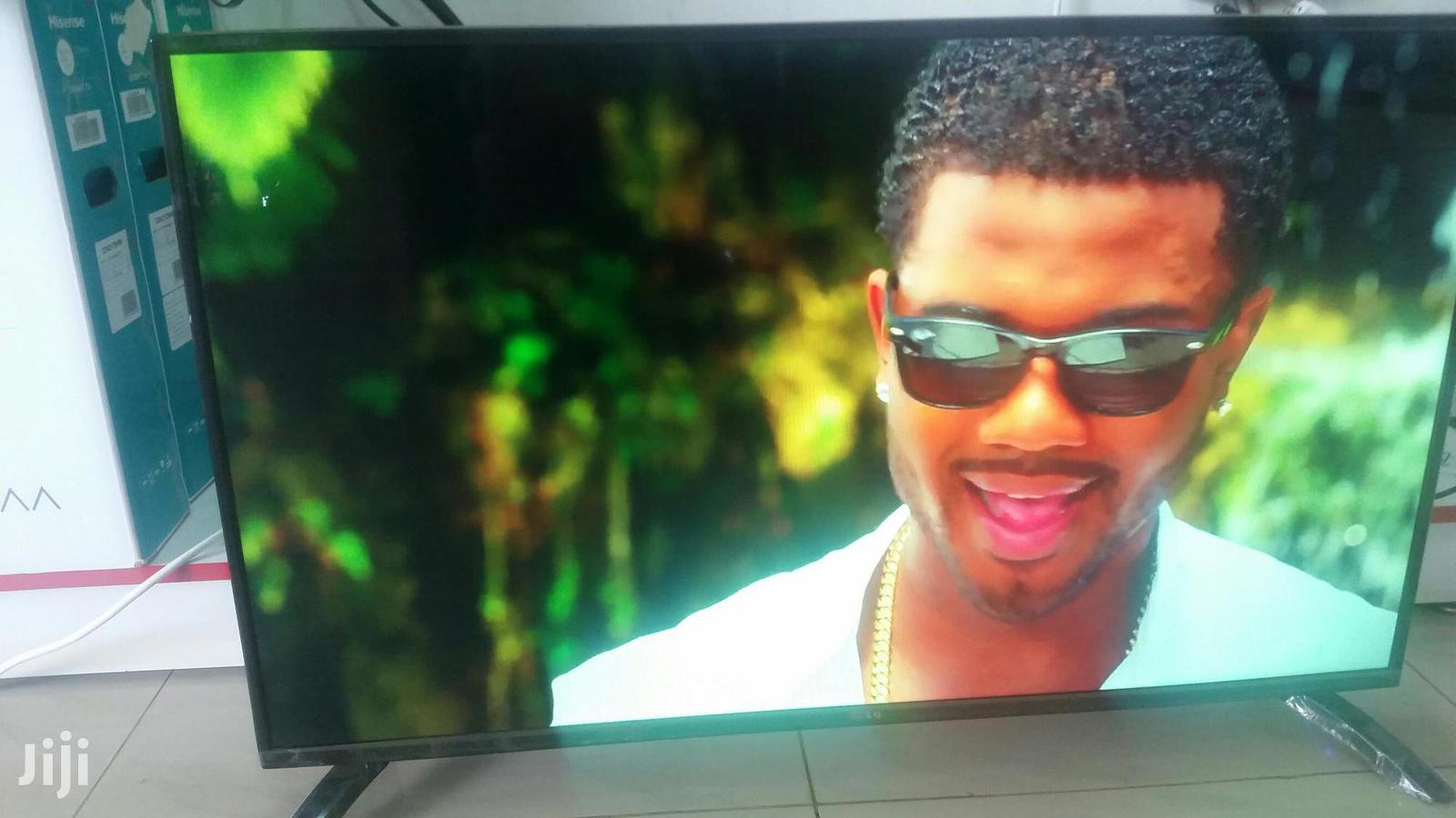 LG Flat Screen TV 43 Inches