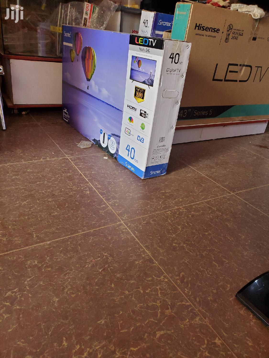 Brand New Smartec Digital Satellite Led Tv 40 Inches