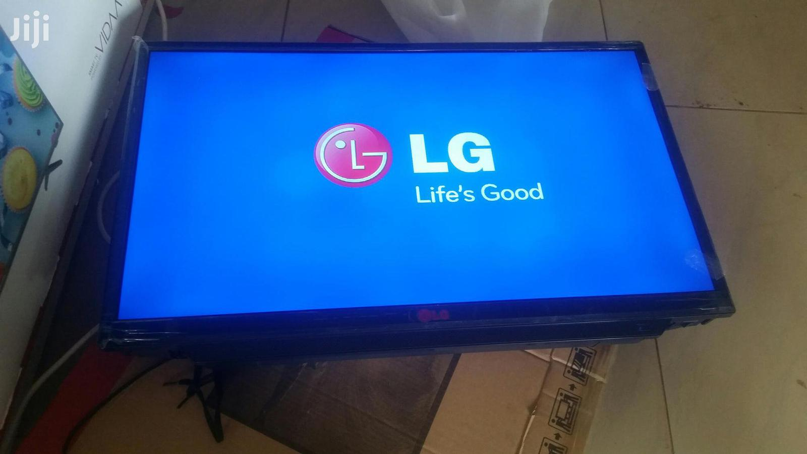 LG Flat Screen Tv 32 Inches