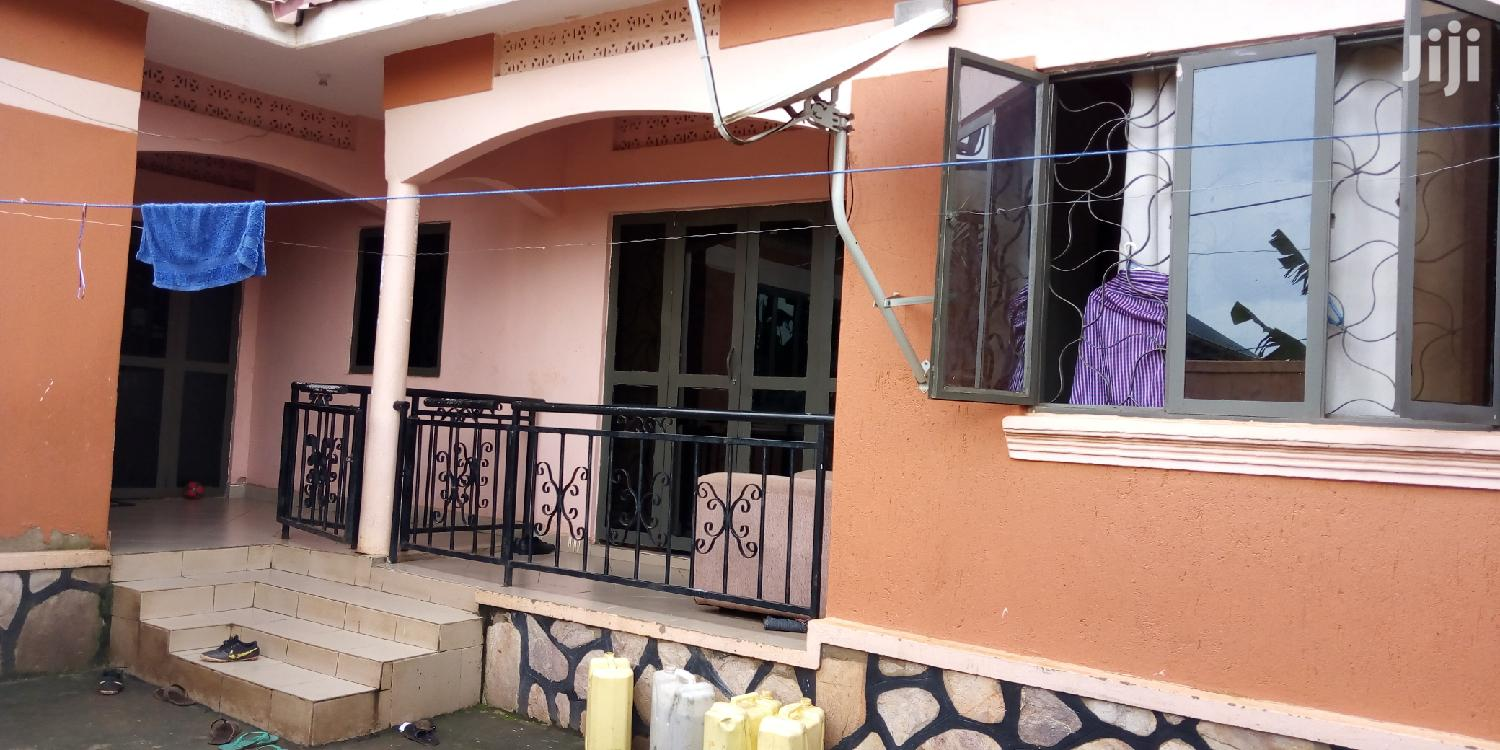 House Is for Rent in Kyanja