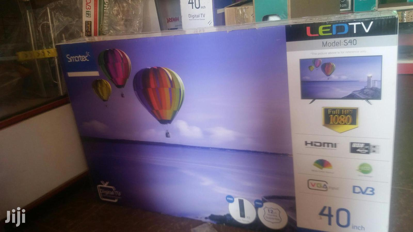 Smartec Led TV 40 Inches