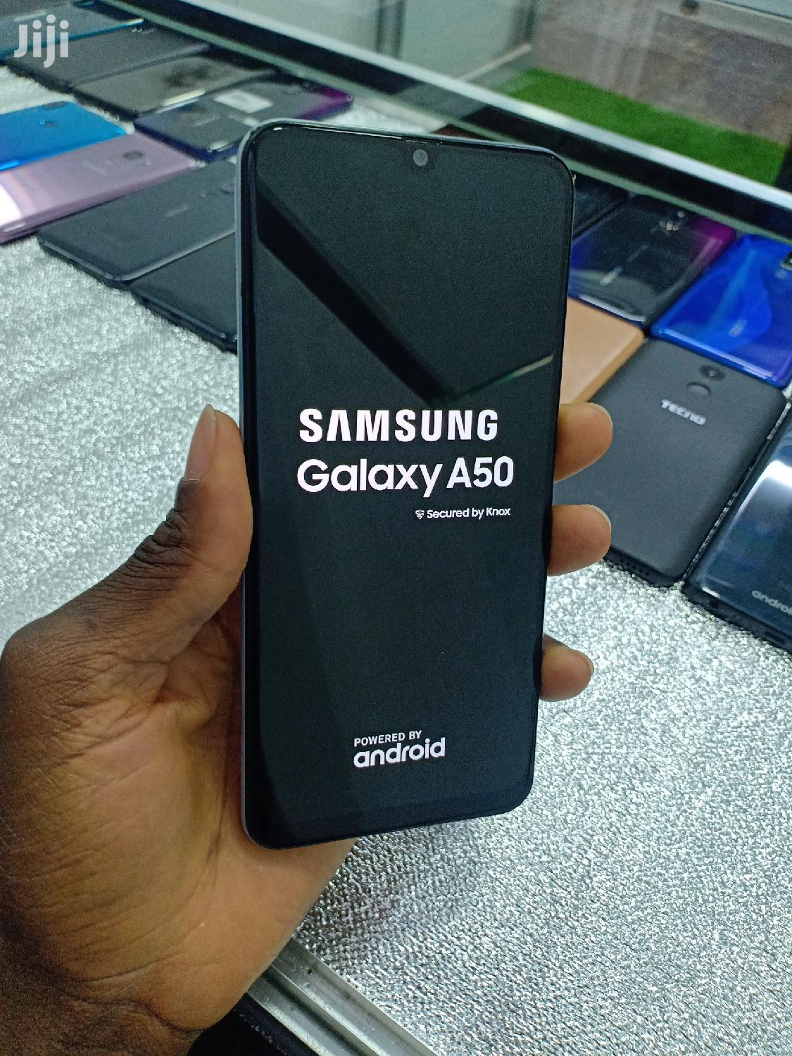 Samsung Galaxy A50 128 GB White | Mobile Phones for sale in Kampala, Central Region, Uganda