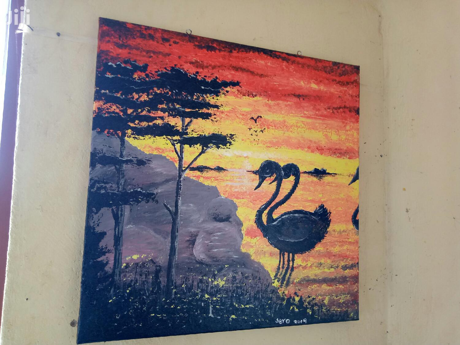 Art Painting On Canvas