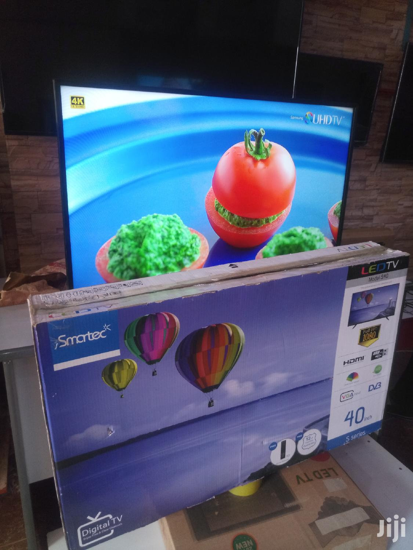 "40"" Smartec Digital LED TV"