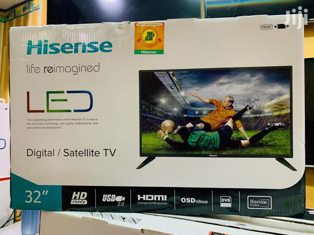32inches Hisense Digital/Satellite TV