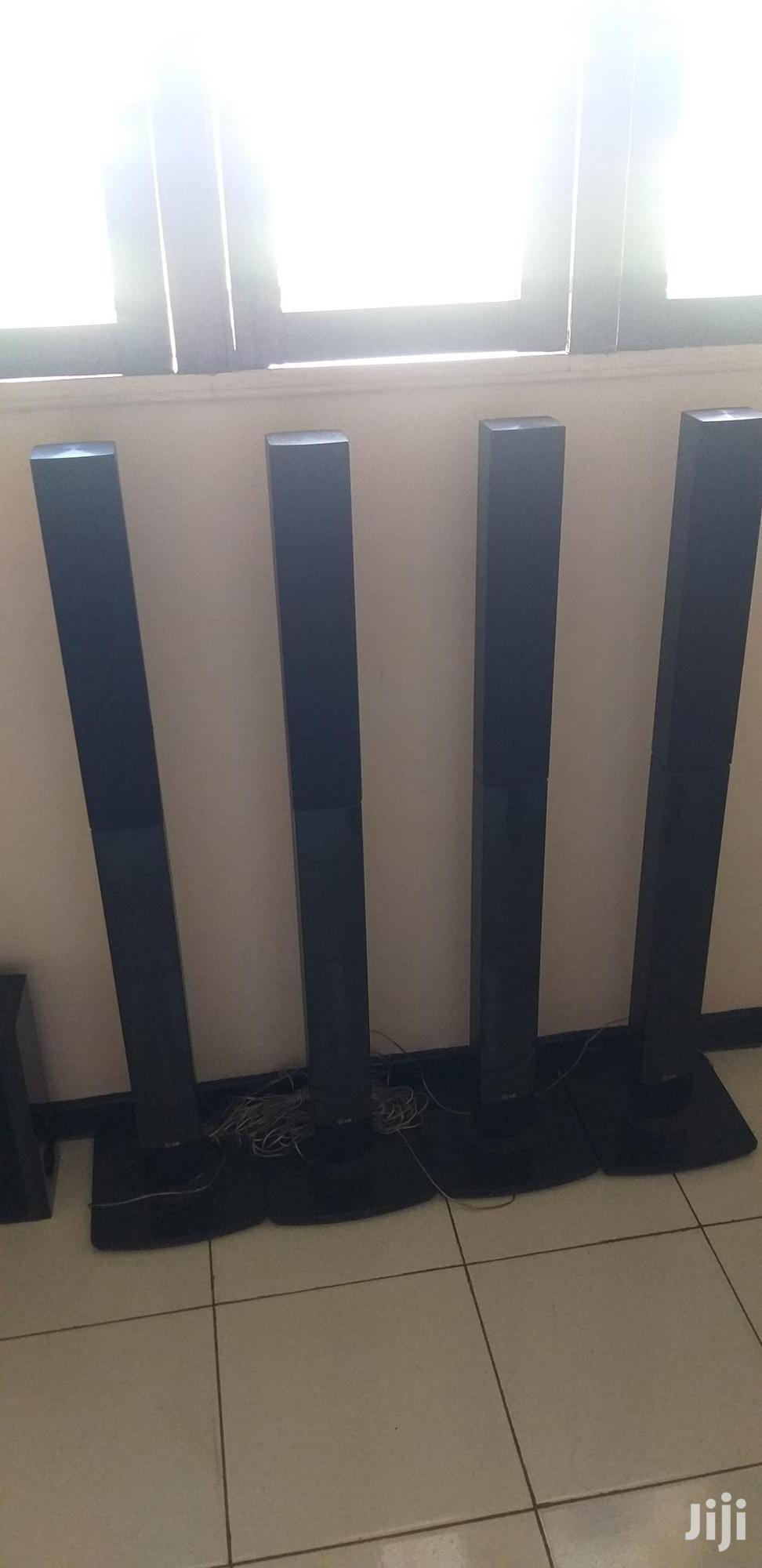 Archive: Home Theater System