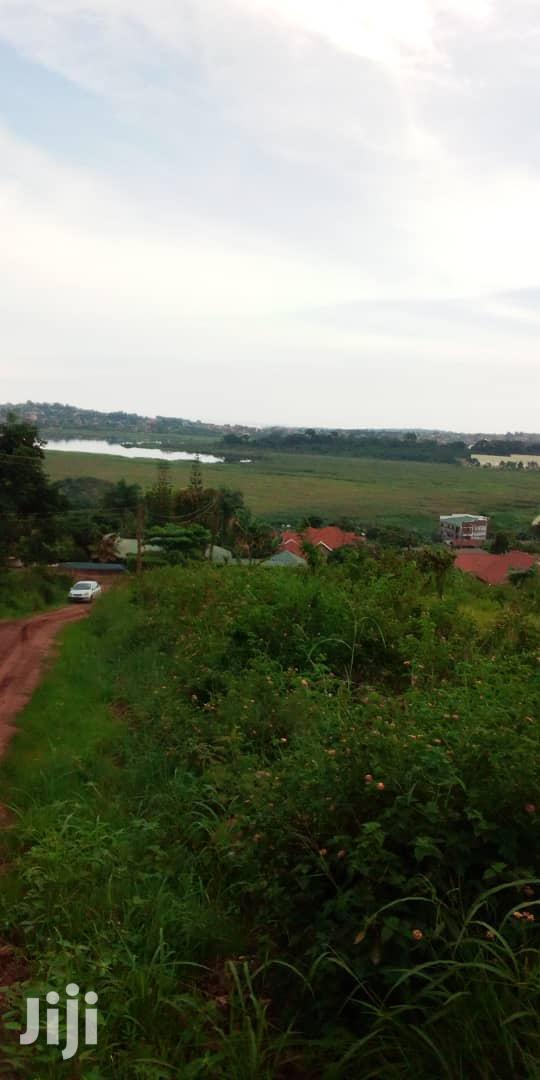 Land In Namulanda Entebbe Road For Sale