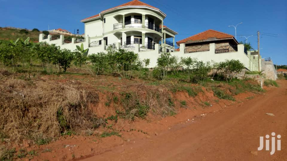 25 Decimals Land In Akright Entebbe Road For Sale