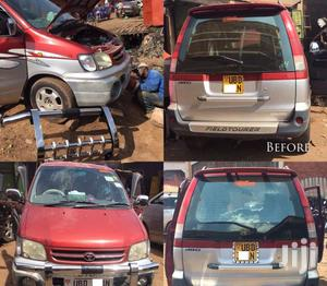 Car Front Guard Installation   Vehicle Parts & Accessories for sale in Central Region, Kampala