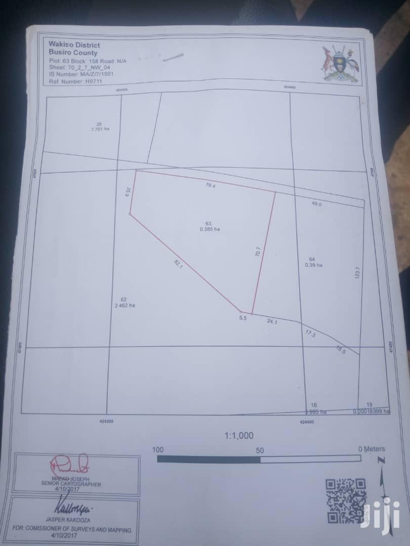 Make Search Before U Come Grab Acre Kikandwa After Kakiri | Land & Plots For Sale for sale in Kampala, Central Region, Uganda