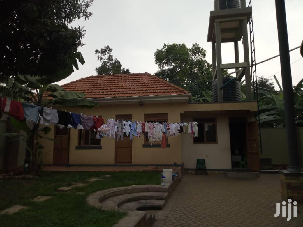 Four Bedroom House In Najjera For Sale