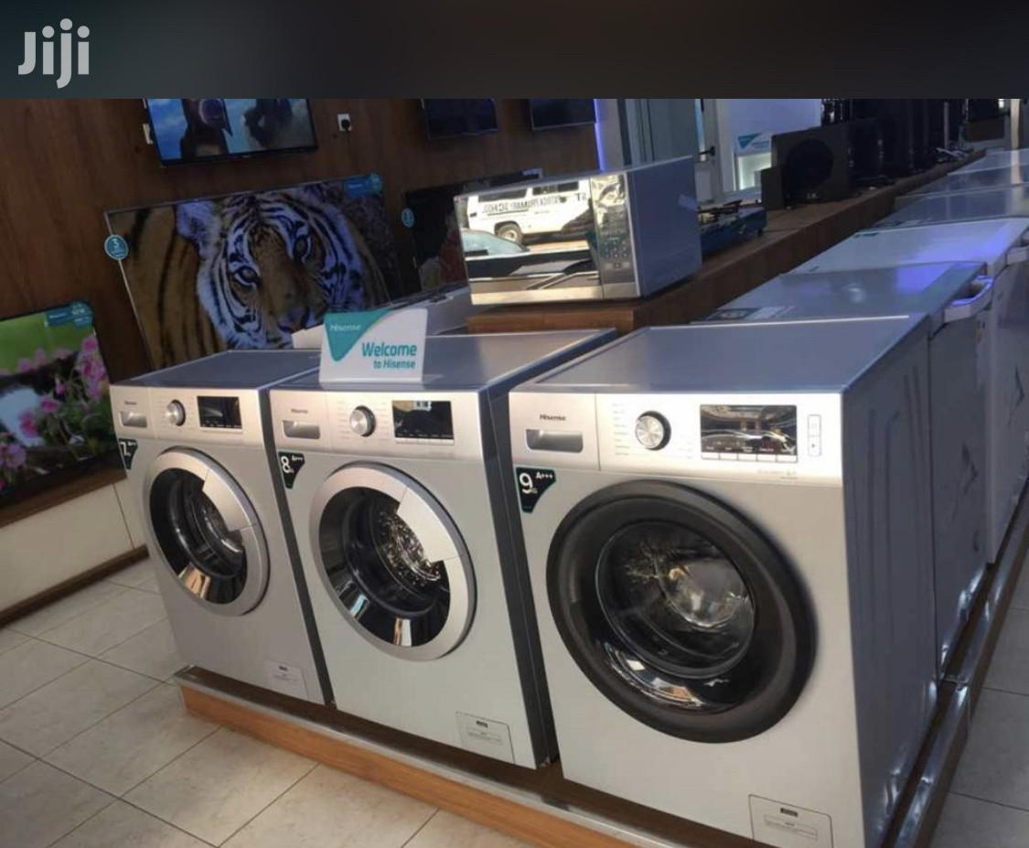 Hisense Washing Machines