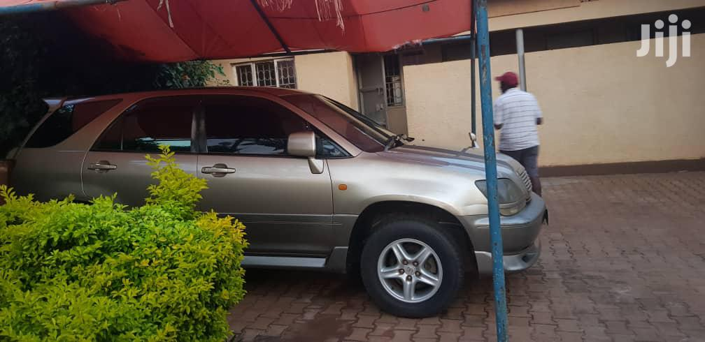 Toyota Harrier 2002 Brown | Cars for sale in Kampala, Central Region, Uganda