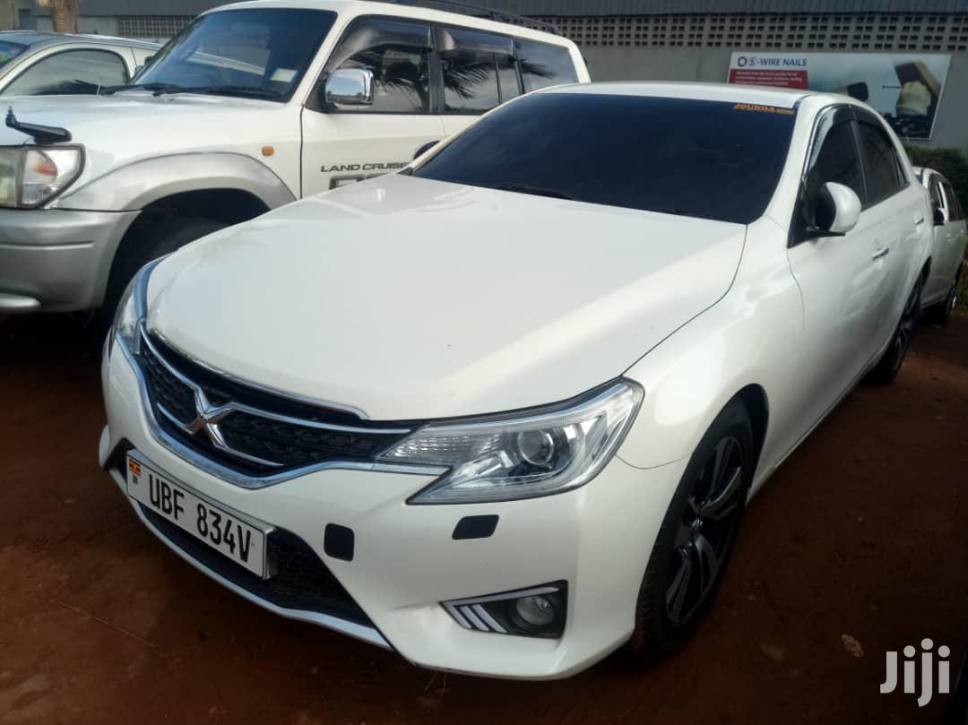 Toyota Mark X 2011 White