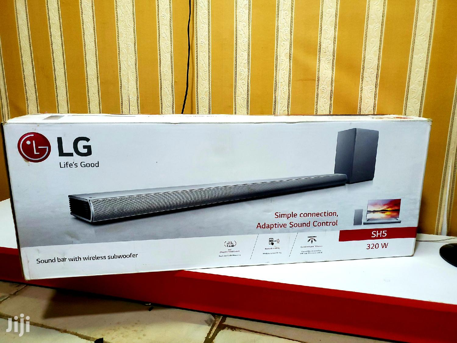 Brand New Lg Wireless Sound Bars
