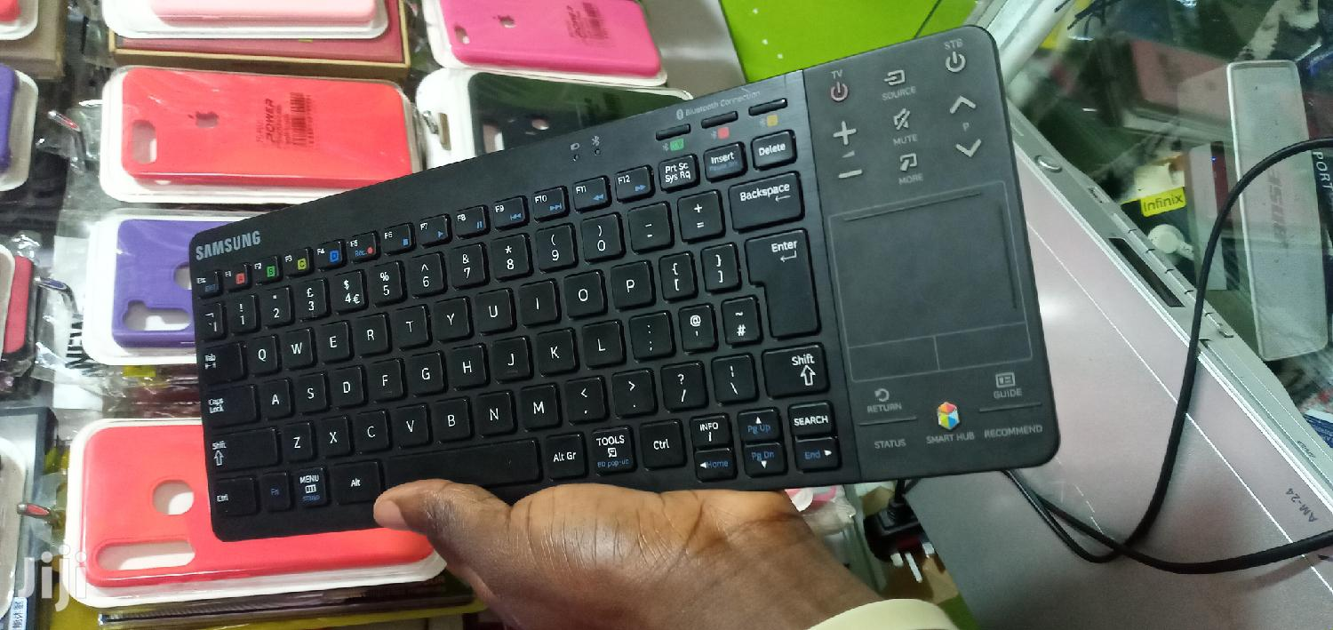 Samsung Bluetooth Keyboard Remote For Smart TV   Computer Accessories  for sale in Kampala, Central Region, Uganda