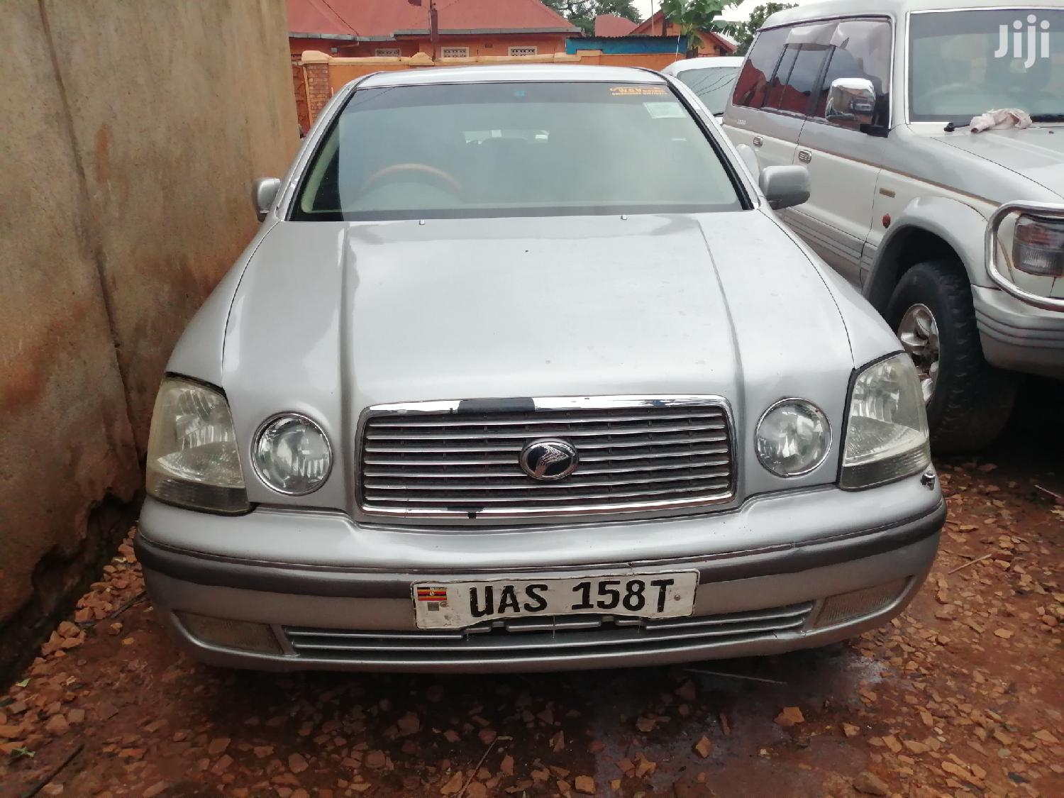 Toyota Progress 2000 Silver | Cars for sale in Kampala, Central Region, Uganda