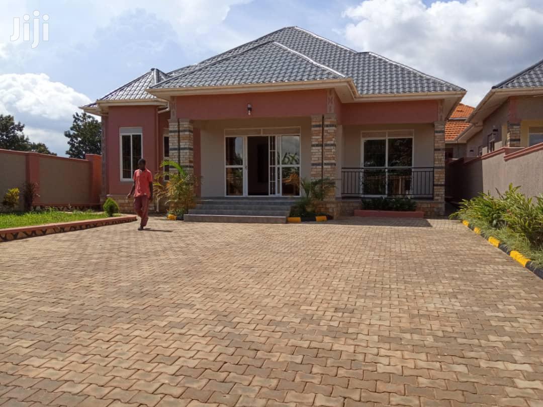 Four Bedroom House In Najjera Kira For Sale