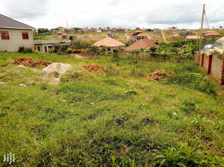 Archive: Plot Of Land In Najjera Kira For Sale