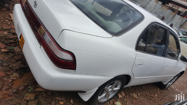 Toyota Corolla 1995 White | Cars for sale in Kampala, Central Region, Uganda