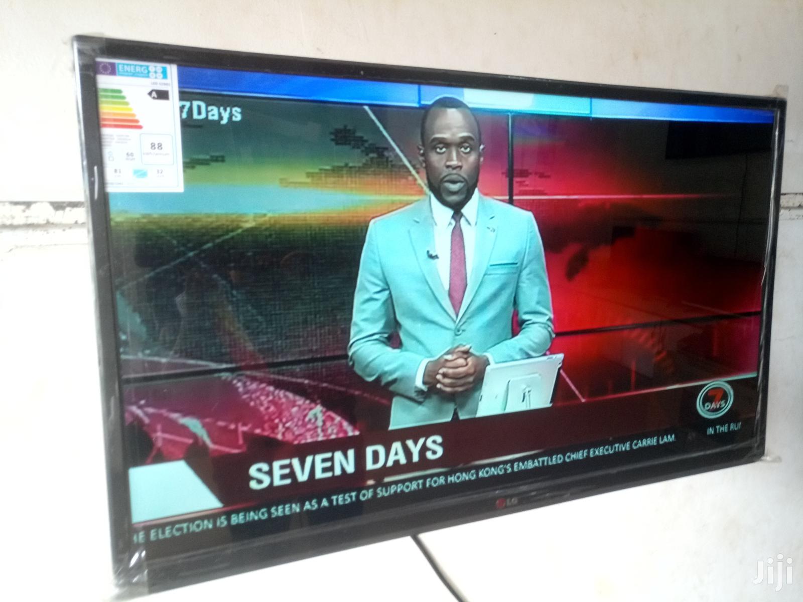 LG LED Flat Screen Digital TV 32 Inches