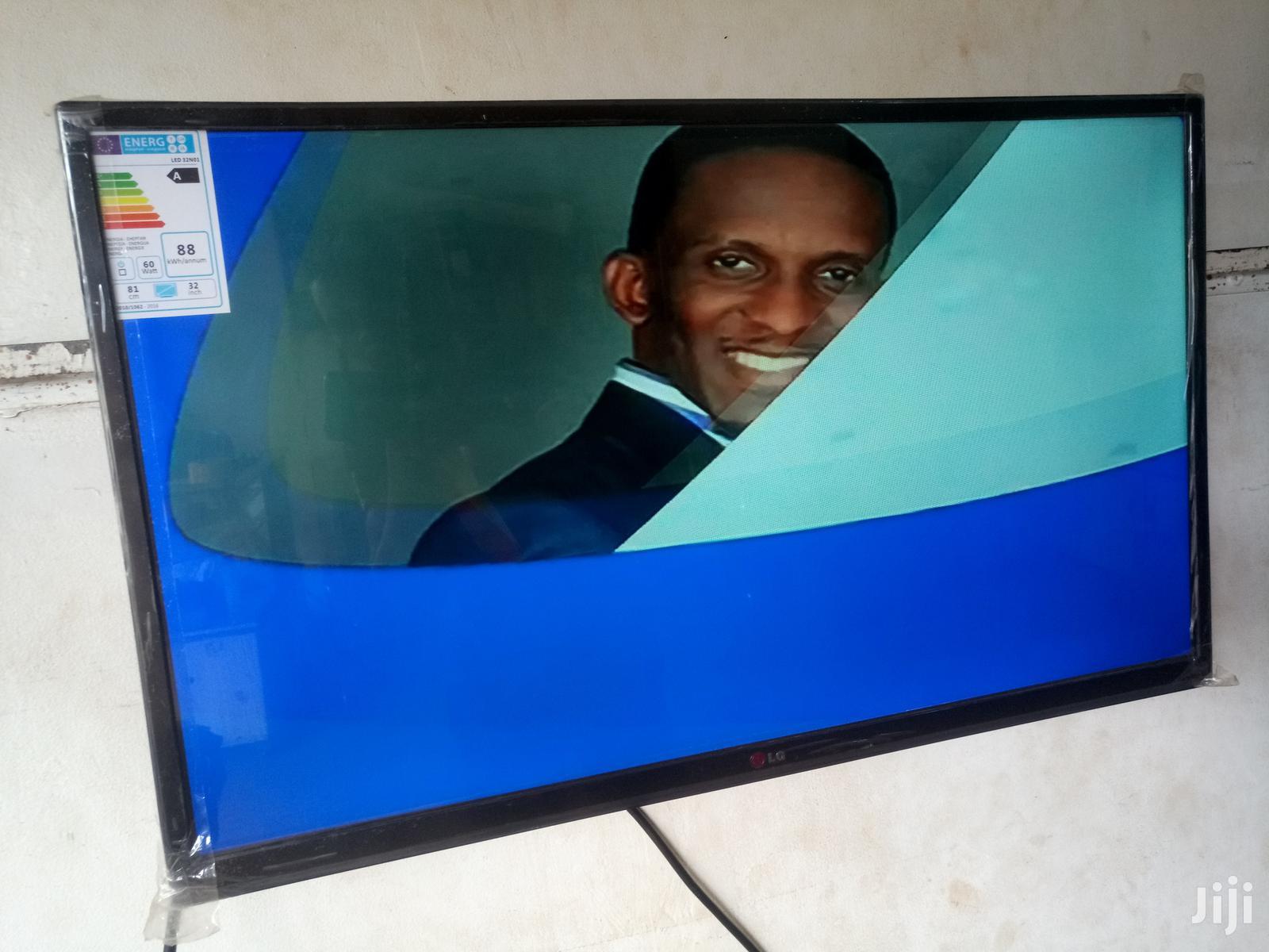 LG LED Flat Screen Digital TV 32 Inches   TV & DVD Equipment for sale in Kampala, Central Region, Uganda