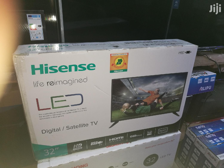 Hisense 32 LED Digital TV   TV & DVD Equipment for sale in Kampala, Central Region, Uganda